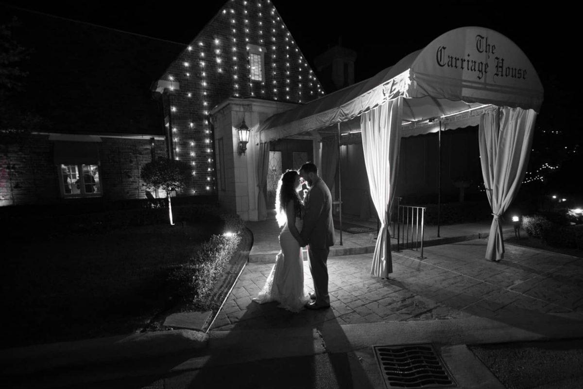 Amanda & Andrew's Pine Knob Mansion Wedding